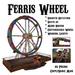 .:-CatniP-:. Carnival Ferris Wheel