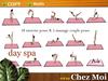 Yoga & Exercises Set Day Spa ♥ CHEZ MOI