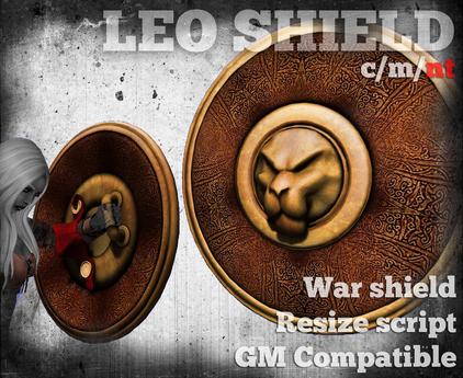 PFC~Leo Shield