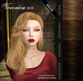 /Wasabi Pills/ Veronica MESH Hair - Browns Pack - DISCOUNTED