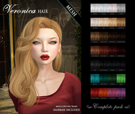 /Wasabi Pills/ Veronica MESH Hair - Complete Pack - DISCOUNTED