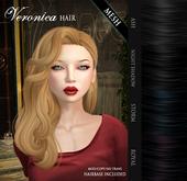 /Wasabi Pills/ Veronica MESH Hair - Blacks Pack - DISCOUNTED