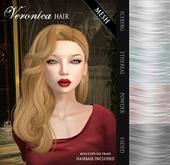 /Wasabi Pills/ Veronica MESH Hair - Whites Pack - DISCOUNTED