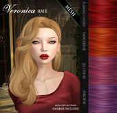 /Wasabi Pills/ Veronica MESH Hair - Candies Pack - DISCOUNTED