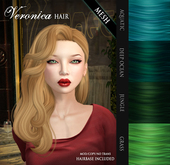 /Wasabi Pills/ Veronica MESH Hair - Nature Pack - DISCOUNTED