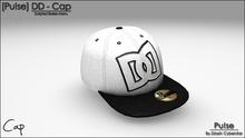 [Pu!se] DD Cap - White and Black