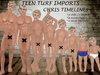 ! Teen Turf ! Timelines Chris
