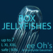 7 BOX JELLYFISHES | L to XXL | killer or not | sculpt | flexi | free roaming
