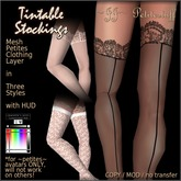 ~JJ~ Petitestuff Tintable Stockings