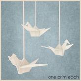 (Elate!) Origami Paper Cranes