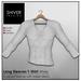 Shiver - Long Sleeves T-Shirt - White
