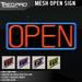 Tredpro Neon Open Sign