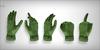 FATEwear Gloves - Dexter - Forest