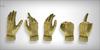 FATEwear Gloves - Dexter - Beach