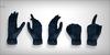FATEwear Gloves - Dexter - Ocean