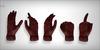 FATEwear Gloves - Dexter - Volcano