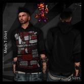 ..:: Drunk Devil ::.. ~ TheSpoiler ~ MESH Long Sleeve Hooded