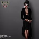 [LIV-Glam] Fall 2012-Westwood Suit [Mesh] -[WearMe]-Noir