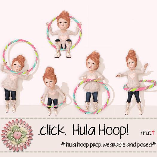 .click. Hula Hoop!