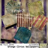 Frogstar - 48 Grunge Circus Wallpapers (Fatpack)