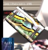 {{BSD Design Studio}}my ipad case- feather