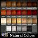 Haircolors naturalcolors named