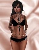 Sexy Undies Black