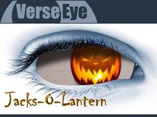 Halloween Eyes - Jacks-O-Lantern - MESH