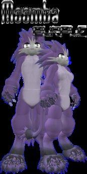 -=[Wulf]=- Moomba [Purple] (Boxed)