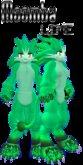 -=[Wulf]=- Moomba [Lime] (Boxed)