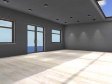 Hito Mesh House / Studio / Skybox