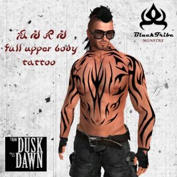 Dawn tattoo til dusk Dusk Till