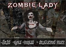 NS:: Zombie Lady