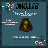 Jingjing Plum Flower - Medicinal Herb
