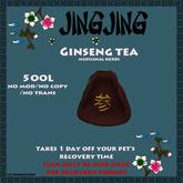 Jingjing Ginseng Tea Medicinal Herbs