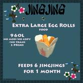 Jingjing Extra Large Egg Rolls