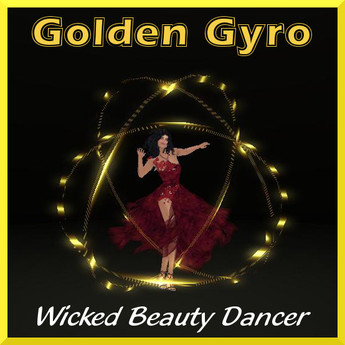 Golden Gyro Dancer
