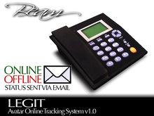 BEAM - LEGIT - Avatar Online / Offline Tracking System v1.0