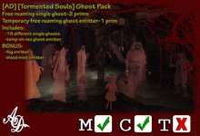 [AD] [Tormented Souls] Ghost Pack