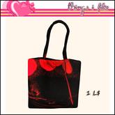Things I Like - BLACK AND RED BAG
