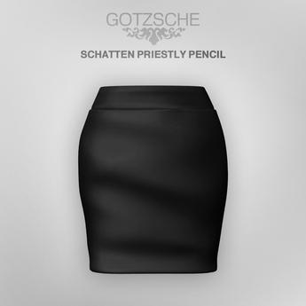 GOTZSCHE Wear. Priestly Pencil - Schatten (Boxed)