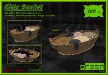 ●GD● Kitty Basket