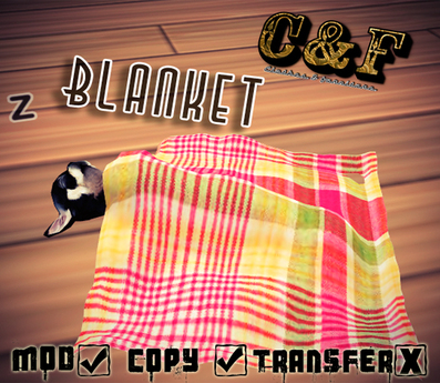 Blanket-C&F