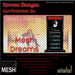 Basic Live Performer TipJar - Mesh Dreams -