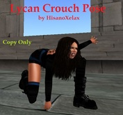 HX Lycan Crouch Pose (copy only)