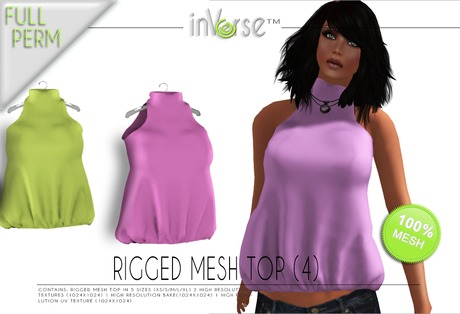 inVerse™ - Full perm rigged top (4)