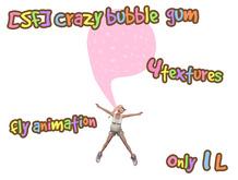 [SF] Carzy bubble gum