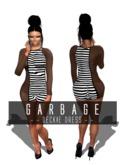G A R B A G E - Deckie dress
