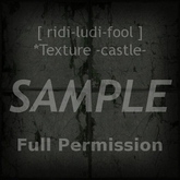 Texture 【CASTLE】 series ★ *castle concrete floor dark (shadow) / Full permission