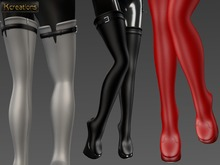 Kcreations Pony Thighboots with 28 selectable textures (Leather) 1.1